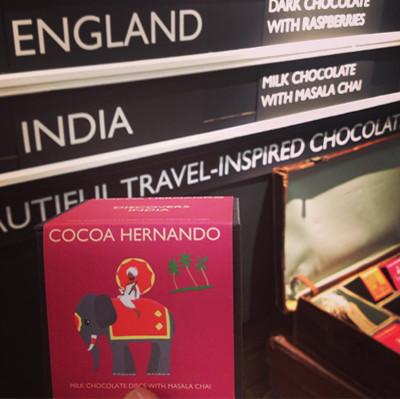 Contact Cocoa Hernando